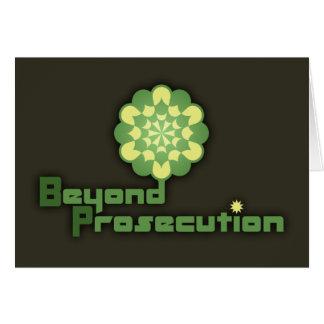 Beyond Prosecution Card