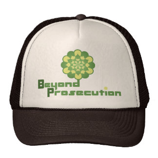 Beyond Prosecution Trucker Hat