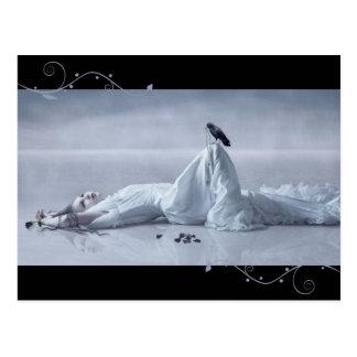 """""""Beyond Redemption"""" Postcard"""