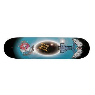 beyond space skate board decks