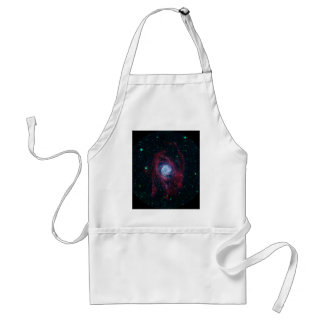 Beyond the Border of a Galaxy Adult Apron