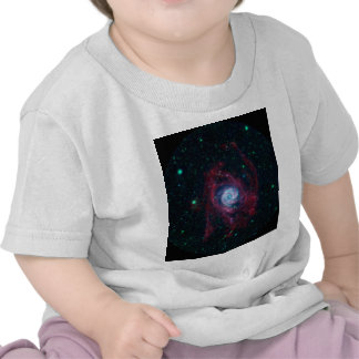 Beyond the Border of a Galaxy Tee Shirts