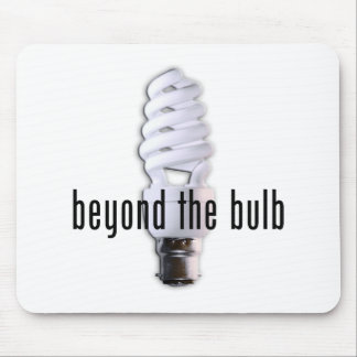 Beyond the Bulb Mouse Pad