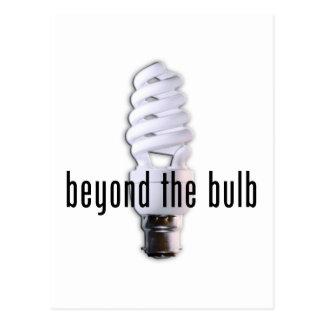 Beyond the Bulb Postcard