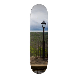 Beyond The Crescent Skateboard