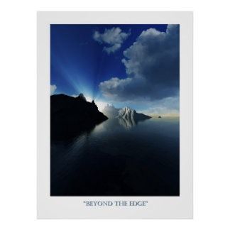 Beyond the Edge Posters