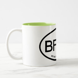 Beyond The Fields We Know Two-Tone Coffee Mug