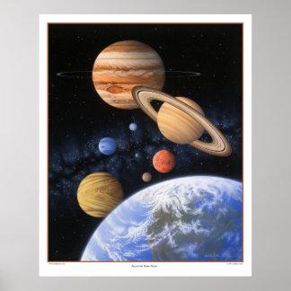Beyond the Home Planet Print