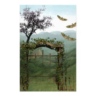BEYOND THE OLD GARDEN GATE STATIONERY