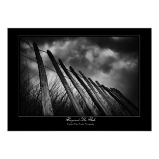 Beyond The Pale, Fine Art Photography Poster