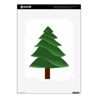 Beyond the Pine iPad 3 Decals