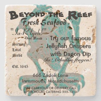 """""""Beyond The Reef"""" Coaster"""