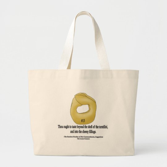 Beyond the Shell Large Tote Bag