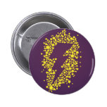 Beyond the stars (Lightning) (Colored) Pins