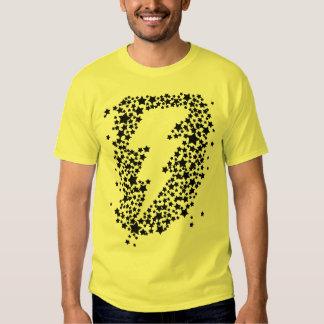 Beyond the stars (Lightning) T-shirts