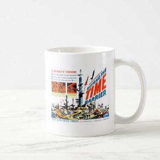 Beyond the Time Barrier Coffee Mug