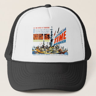 Beyond the Time Barrier Trucker Hat