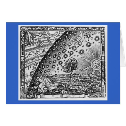 Beyond the Universe Greeting Card