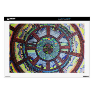 """Beyond the Wheel of Time Electronics Skins Skin For 17"""" Laptop"""