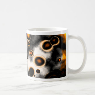 Beyond The WorkShop Abstract Classic White Coffee Mug