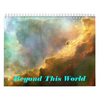 Beyond This World Calendar
