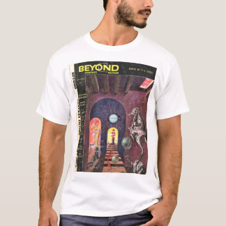 Beyond v01 n01 (1953-07.Galaxy)_Pulp Art T-Shirt