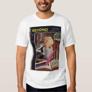 Beyond v01 n05 (1954-03.Galaxy)_Pulp Art T-shirt