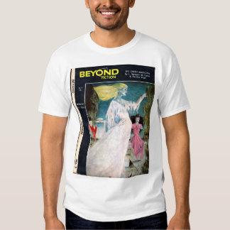 Beyond v02 n03 (1954-11.Galaxy)_Pulp Art Tee Shirt