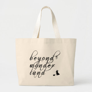 Beyond Wonderland Tote Bag