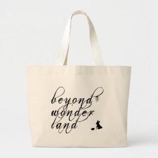 Beyond Wonderland Tote Bag