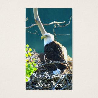 BEYR Bald Eagle Yukon River Business Card