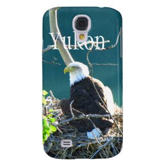 BEYR Eagle calvo el río Yukón