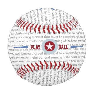 beys-bawl personalized baseball