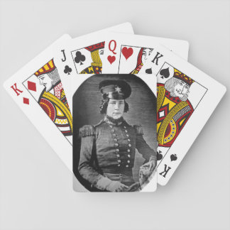 Bezaleel W. Armstrong Graduated U.S. Military Acad Playing Cards