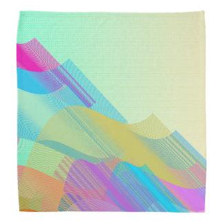 Bezier en colores pastel medio