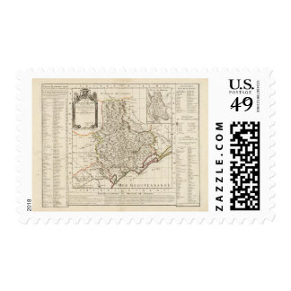 Beziers France Postage Stamp