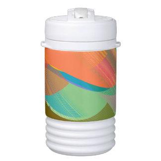 Beziers ocean beverage cooler