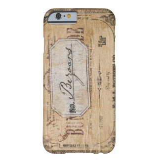 Bezoars Barely There iPhone 6 Case