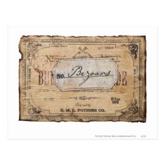 Bezoars Post Card
