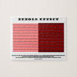 Bezold Effect (Optical Illusion) Jigsaw Puzzles