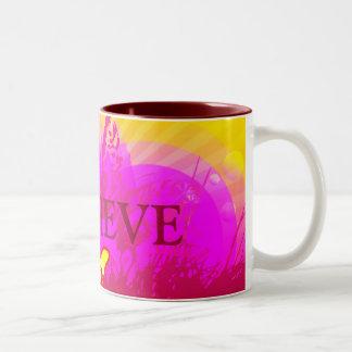 bf2, I BELIEVE Two-Tone Coffee Mug
