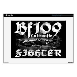 """Bf 109 15"""" Laptop For Mac & PC Skin Decals For Laptops"""