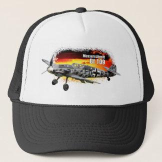 BF 109 Messerschmitt WW2 Fighter Trucker Hat