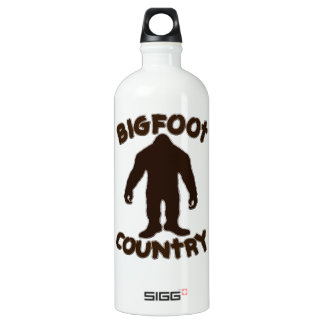 BF Country Aluminum Water Bottle