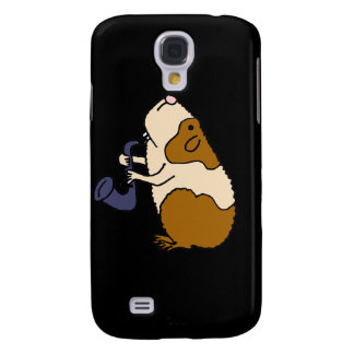 BF- Guinea Pig Playing the Saxo Samsung S4 Case