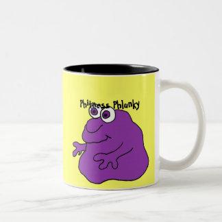 BF- Phitness Phlunky Blob Mug