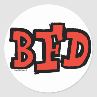 BFD Big Fucking Deal sticker