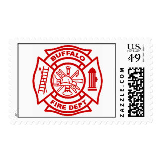 BFD Maltese Cross Postage
