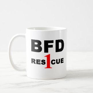 BFD Rescue 1 Mug