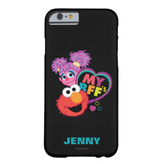 BFF Abby and Elmo Barely There iPhone 6 Case